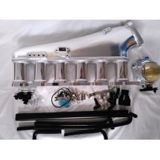 Впускной коллектор фрезерованный - Nissan Skyline RB25DET в сборе