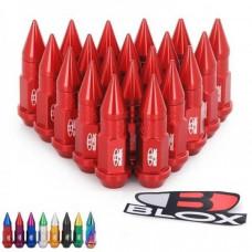 Гайки - BLOX JDM - M12x1.5 (Разные цвета)