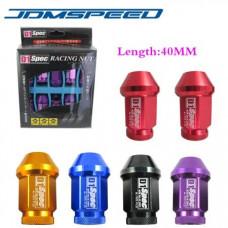 Гайки - D1 Spec - M12x1.25 (разные цвета)