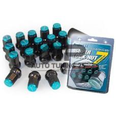 Гайки - Project My Super Lock Nut - M12x1.5 (сталь/разные цвета)