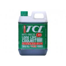 АНТИФРИЗ TCL LLC -40C зеленый, 4 л
