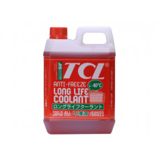 АНТИФРИЗ TCL LLC -40C красный, 4 л