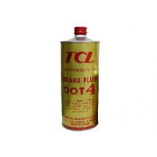 Жидкость тормозная TCL DOT4, 1л