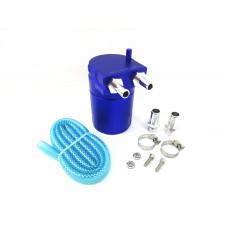 Маслоуловитель - Baffled 0,25l -  алюминиевый (разные цвета)