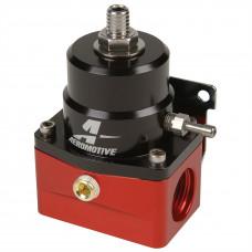 Регулятор давления топлива - AEROMOTIVE 40 - 75 psi (вход / выход AN10 / AN6) Под спорт топливо США