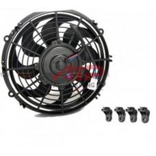 Вентилятор радиатора, маслокулера - 7 дюймов 80W
