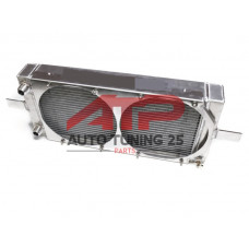 Диффузор алюминиевый для радиатора - Mazda RX7 (без вентиляторов)
