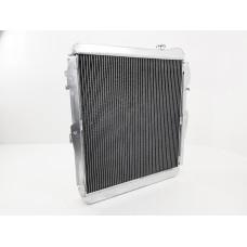 Алюминиевый радиатор 60мм Toyota Surf 130, Hilux, 4Runner 1KZ 1KZT-TE