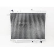 Алюминиевый радиатор 40мм TOYOTA LAND CRUISER, Lexus Lx470, uzj100, 2UZ AT MT