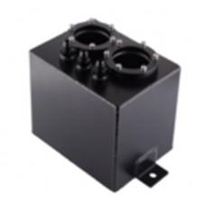 Алюминиевый топливный бак 3 л под Bosch - Черный