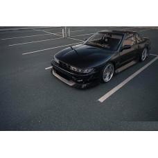 Заднее расширение - Nissan S13 Silvia BN-Sports BlisterWide +50мм