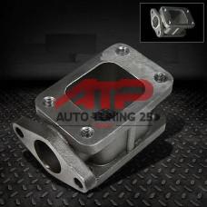 Адаптер Авто/Турбины - T3 to T3 (с фланцем под вестгейт)