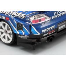 Заднее расширение - Nissan S15 Silvia GP Sport +50мм