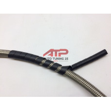 Защита спиральная  для  проводов и шлангов полимерная 12x9x11
