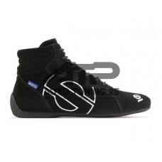 Ботинки спортивные замшевые для авто спорта - Sparco style
