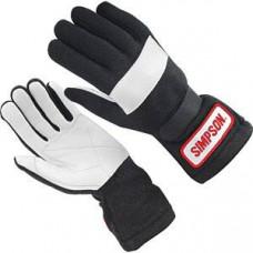 Перчатки спортивные для авто спорта - Simpson - Posi Grip размер L
