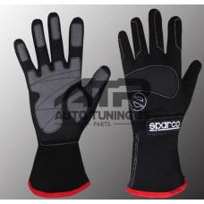 Перчатки спортивные для авто спорта - Sparco style - спорта