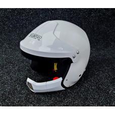 Шлем BSR BF1-R7i White FIA 8859-2015 SNELL SA2015 (омолагация)