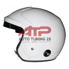 Шлем BSR BF1-R7 White FIA 8859-2015 SNELL SA2015 (омолагация)
