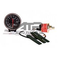 Датчик Apexi - давления масла - 60мм (черный)