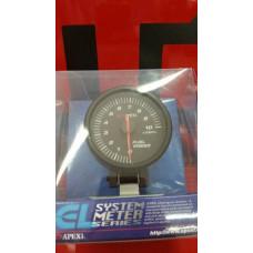 Датчик Apexi - давления топлива - 60мм (черный)