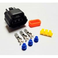 Фишка датчика положения дроссельной заслонки (TPS) Toyota 3 пина 90980-10711