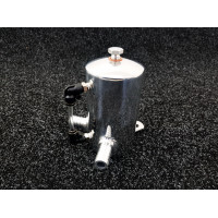 Маслоуловитель - алюминиевый 500мл - 19мм