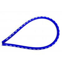 Шланг силиконовый - Samco - 38мм (1м) Синий