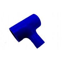 Патрубок силиконовый 51мм T-образный 25мм