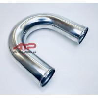 Труба алюминиевая 180 градусов 600мм - 102мм