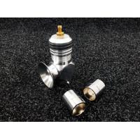 Blow-off - Клапан сброса избыточного давления TURBO XS (серый)