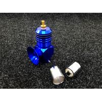 Blow-off - Клапан сброса избыточного давления TURBO XS (синий)
