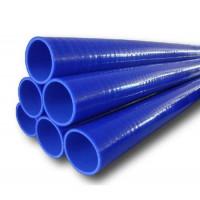 Шланг силиконовый - 63мм (1м/синий)