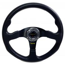 Руль MOMO Style - без выноса - 320мм (карбон/черный)