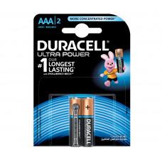 DURACELL Батарейки UltraPower AAA 2шт