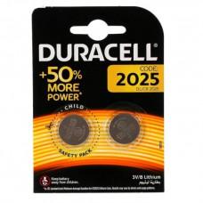 DURACELL Батарейки Spec 2025 2 шт