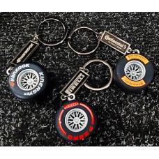 Брелок - Michelin колесо